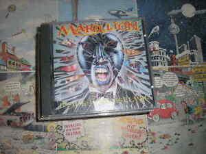CD Rock Marillion B'sides Themselves  EMI