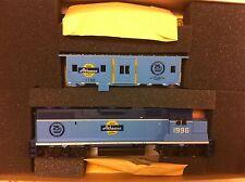 Athearn Special Edition 2212 GP38-2 Powered Caboose HO Train Car NIB 1996 RARE
