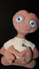 Vintage ET Extra Terrestrial Alien Doll Plush Stuffed Animal Toy with T-shirt 7""