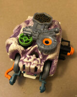Mighty Max Cyber Skull Bluebird Toys / No Accessories - Cyberskull