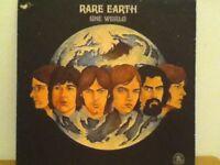 RARE  EARTH         LP      ONE  WORLD