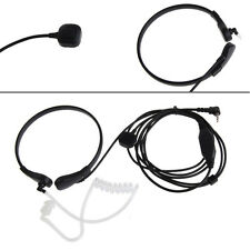2.5mm Throat Earpiece MIC Headset PTT for Motorola CB Radio TLKR T3 T4 T5 T5428