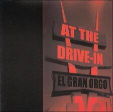AT THE DRIVE-IN El Gran Orgo CD