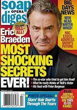 Eric Braeden, James Reynolds, Karrueche Tran February 13, 2017 Soap Opera Digest