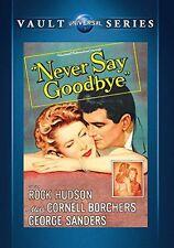 Never Say Goodbye DVD (1956) Rock Hudson, Cornell Borchers, Jerry Hopper
