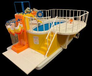 Vintage Barbie Dream Swimming Pool -1980 - Almost Complete - 1481 - EUC - Box