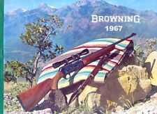 Browning 1967 Shotguns, Rifles and Pistols Catalog