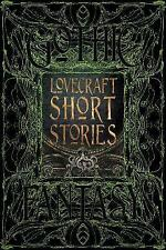 Lovecraft Short Stories by Flame Tree Publishing (Hardback, 2017)