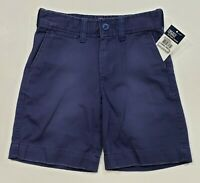 New with tag NWT Boys RALPH LAUREN Navy Blue POLO Casual Summer Shorts 4