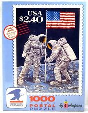 NIB SEALED COLORFORMS 1000 Pieces MOON LANDING $2.40 US POSTAGE STAMP 1989