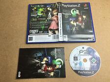 Persona 3 (SHIN MEGAMI TENSEI) - Sony Playstation 2 (PS2) testato / lavoro UK PAL
