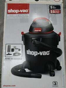 Shop.vac Wet/Dry vacuum 5Gal 3.5 Peak Hp