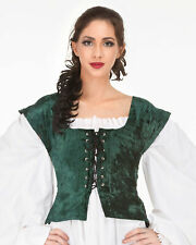 Women's Velvet Bodice, High quality hand crafted one by one, very special!!