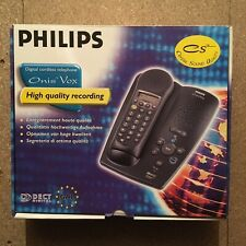 Philips Onis Vox Digital Cordless Phone with Answerphone
