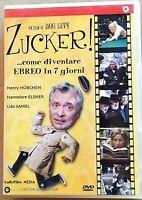 ZUCKER! ...COME DIVENTARE EBREO IN 7 GIORNI di Dani Levy - DVD USATO CECCHI GORI