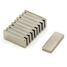25 x 10 x 3mm N42 Neodymium Magnet - 4.3kg Pull (Pack of 10)