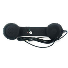 For Mobile Phone 3.5MM Microphone Retro Telephone Handset Classic Receiver UK