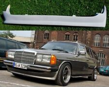 Mercedes Benz W123 AMG Front Bumper Spoiler