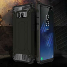 For Samsung Galaxy S9 S8 S7 Edge Plus Note 9 Case Hybrid Rugged Armor Case Cover