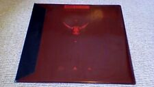 ALAN PARSONS PROJECT STEREOTOMY 1st DMM UK ARISTA LP 1985 A1/B1 w/ PVC SLEEVE