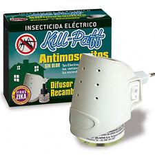 KILL-PAFF Difusor + Recambio - Insecticida / Insecticide - Kill Paff de Zelnova