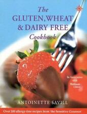 The Gluten, Wheat, and Dairy Free Cookbook (Over 250 Simple Recipes to Help You
