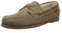 Chaussure Sebago Docksides Homme Shearling, Marron taille 43,5 NEUVE 130 €