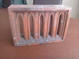 Reclaimed Victorian terracotta   air brick /  vent