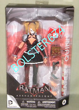 "HARLEY QUINN #4 Batman Arkham Knight 6.75"" Action Figure DC Collectibles 2015"