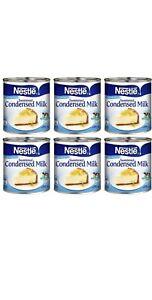 6 x Nestle Sweetened CONDENSED MILK (395G) 100% Brand New