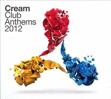 Cream Club Anthems 2012 by Various Artists (CD, Feb-2012, 3 Discs, New State)