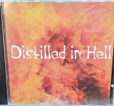 Bacardi Spice- Distilled in Hell - Promotional Cd for Bacardi Spice