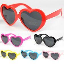 Herz Form Sonnenbrille Kinder Mädchen Jungen Party UV400