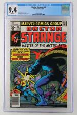 Doctor Strange #25 -NEAR MINT- CGC 9.4 NM - Marvel 1977!