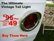 Ultimate Vintage Travel Trailer Tail Light (lite retro old nos antique)
