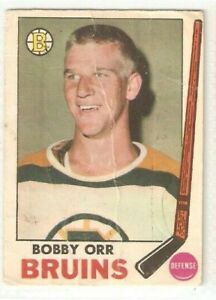 1969-70  OPC #24  BOBBY ORR!!!!