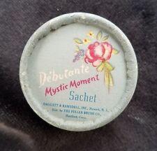 Old Cosmetic Box Debutante Mystic Moment Sachet Daggett & Ramsdell Newark Fuller