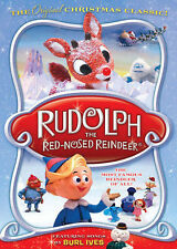 Rudolph the Red-Nosed Reindeer (DVD, 2007) - SPECIAL Christmas $ DISCOUNT