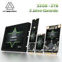 128GB 240GB 512GB 1TB Interne SSD Msata 2,5 Zoll M.2 2280 2242 Festplatte Sata 3
