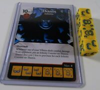 2x PARADEMON STRENGTH IN NUMBERS 67//124 Batman Dice Masters DC