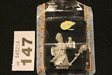 Games Workshop Warhammer 40k Confessor Kyrinov Sisters of Battle Metal NIB WH40K