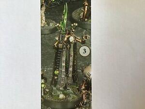 Indomitus Necron Plasmancer Warhammer 40,000 GW