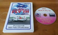 Dayton Ohio Giant Scale Fly-In 2003 (DVD) SKS Video Productions scalers D.O.G.S.