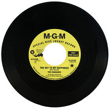 "THE CHARADES  ""THE KEY TO MY HAPPINESS""     MONSTER NORTHERN SOUL"