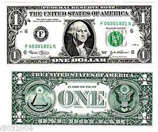 Etats UNIS AMERIQUE USA Billet 1 $ Dollar 2003   NEUF UNC