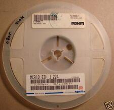 Rohm 0805 Resistor 220K Reel, 5%, MCR10EZHJ224, 5000pcs