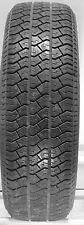 1 1957014 MICHELIN MXV-P 195 70 14 utilisé une partie pneu usé x1 195/70 HR