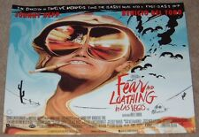 Fear & Loathing In Las Vegas movie poster print - Johnny Depp - 12 x 16 inches