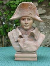 Rare grand buste de Napoléon *