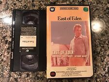 East Of Eden Vhs! 1955 Drama! Wild River Giant Boyhood The Judge Baby Doll